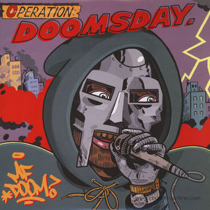 MF Doom - Operation: Doomsday (2LP) (Metal Face Records)