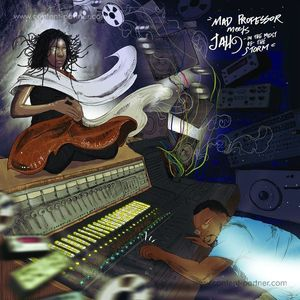 Mad Professor Meets Jah9 - In The Midst Of The Storm (LP) (VP/Steam Chalice)