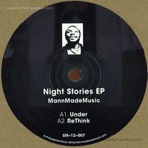 Mannmademusic - Night Stories EP (Shadeleaf Music)
