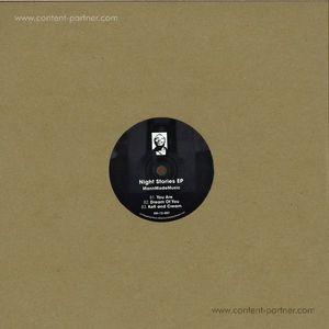 Mannmademusic - Night Stories EP