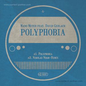 Mano Meter - Polyphobia (feat. David Gerlach) (Fachwerk Studios)