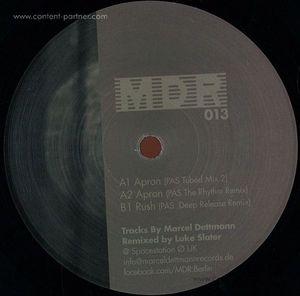 Marcel Dettmann - Planetary Assault Systems Remixes (marcel dettmann)