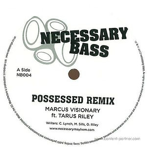 Marcus Visionary feat. Tarus Riley - Possessed Remix (Necessary Bass)