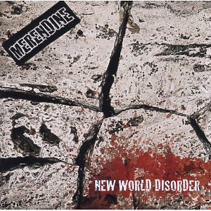Merendine - New World Disorder (FLYING DOLPHIN DISTRIBUTED LABELS)