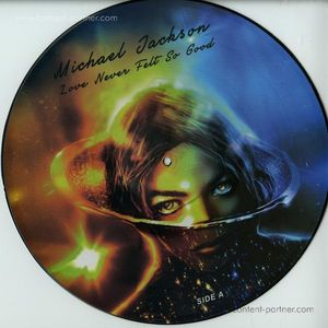 Michael Jackson Picture Disco - Love Never Felt So Good (RDUV)