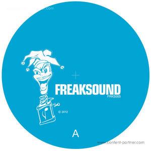 Mick Thammer & Holger Brauns - Drumule (incl Nils Weimann Rmx) (freaksound)