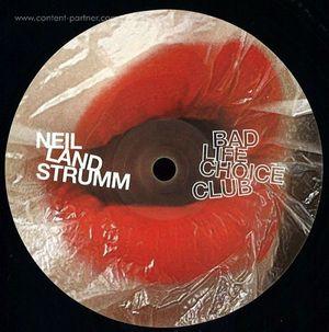Neil Landstrumm - Bad Life Choice Club Ep (moustache)