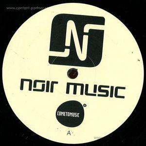 NiCe7 - Back To Basics EP (soon back in stock) (noir music)