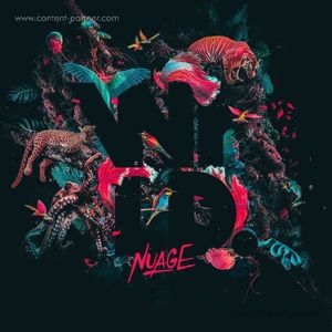 Nuage - WILD (Colored 2LP+MP3) (Project Mooncircle)