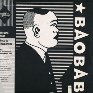 ORCHESTRA BAOBAB - Tribute To Ndiouga Dieng (LP+MP3) (World Circuit)