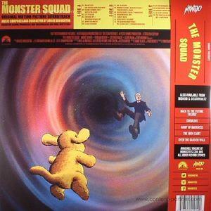OST/Bruce Broughton - The Monster Squad (Ltd. 180g 2LP Europea