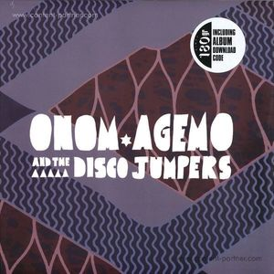 Onom Agemo And The Disco Jumpers - Liquid Love (180g LP + MP3) (Agogo Records)