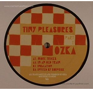 Ozka - Tiny Pleasures Part II (Wolfskuil)
