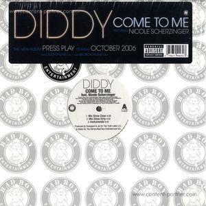 P DIDDY FT. NICOLE SCHERZINGER - COME TO ME - re edit (bad boy)