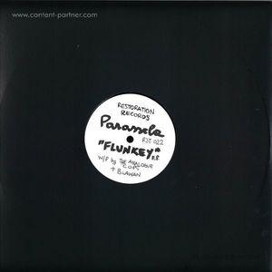 Parassela (= Blawan & The Analog Cops) - Flunkey Ep