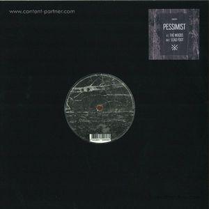 Pessimist - The Woods / Lead Foot (Repressed) (samurai music)