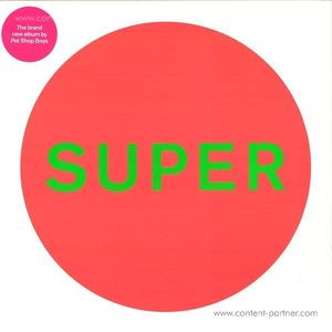 Pet Shop Boys - Super (X2 Records)