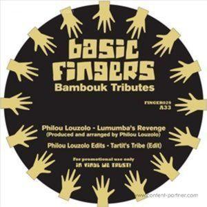 Philou Louzolo - Bambouk Tributes (basic fingers)