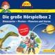 """Pixi Wissen Pixi Wissen: Die Groáe H""""rspielbox 2"""