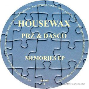 Prz & Dasco - Memories Ep (incl. Boo Williams Rmx) (Housewax)