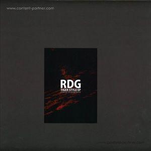 RDG - Tiger Style EP (Circle Vision)