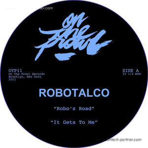 ROBOTALCO - ROBOTALCO EP (on the prowl)