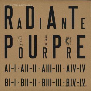 Radiante Pourpre - Radiante Pourpre LP
