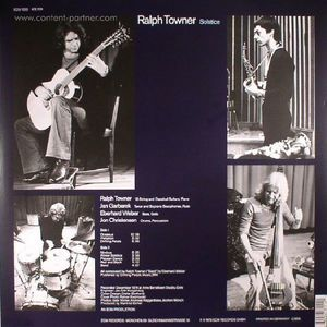 Ralph Towner - Solstice (LP)