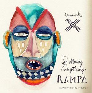 Rampa - So Many Everything (keine musik)