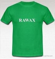 rawax-t-shirt-green-m