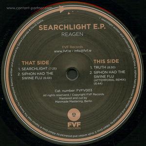 Reagen - Searchlight EP (Attemporal Remix)