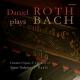Roth,Daniel plays Bach