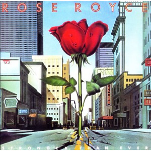 Royce,Rose - Stronger Than Ever (Expanded+Remastered (CHERRY RED)