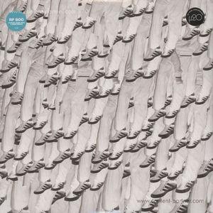 Rp Boo - Fingers, Bank Pads & Shoe Prints (planet mu)