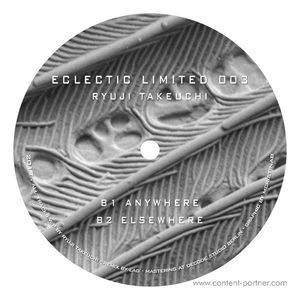 Ryuji Takeuchi - Eclectic limited 003 (incl. LAG Remix)