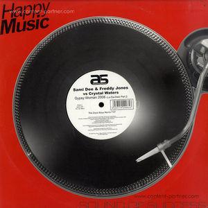 Sami Dee,FREDDY JONES vs CRYSTAL WATERS - Gypsy Woman 2006 (La Da Dee) (Part 2) (happy music)