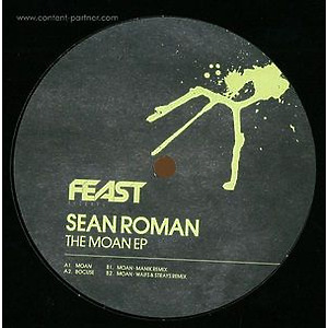 Sean Roman - The Moan EP (Feast Records)