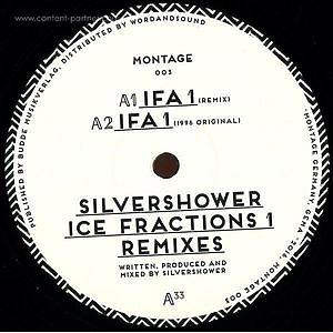 Silvershower - Ice Fractions 1 Remixes (Montage Records)