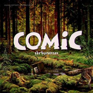 Siriusmo - Comic (LP) (Monkeytown)