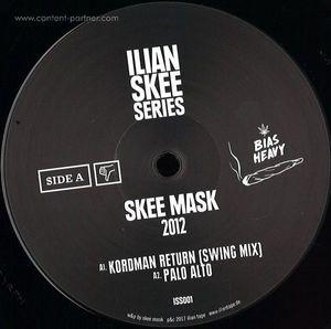 Skee Mask - 2012 (Ilian Tape)