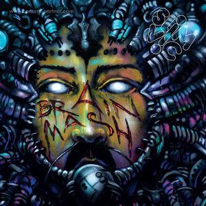 Slim Vic - Brain Mash (CD) (Lamour Records)