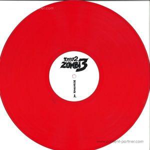 Stefano Mainetti - Zombi 3 (Red Vinyl)