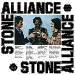 Stone Alllicance - S/T (Tidal Waves Music)