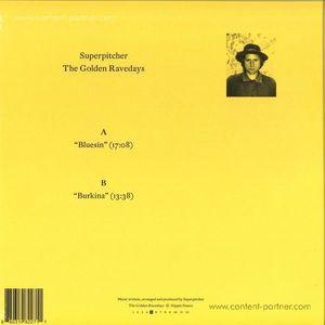 Superpitcher - The Golden Ravedays 5 (LP + Download)