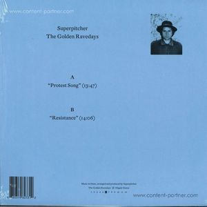 Superpitcher - The Golden Ravedays 6 (LP + Download)