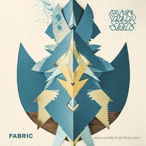 The Black Seeds - Fabric (2LP) (Proville)