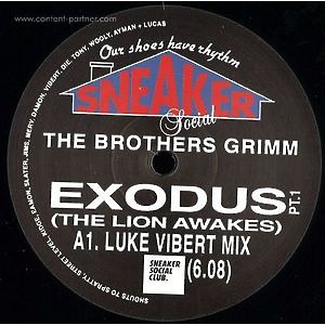 The Brothers Grimm - Exodus (the Lion Awakes) (Sneaker Social Club)