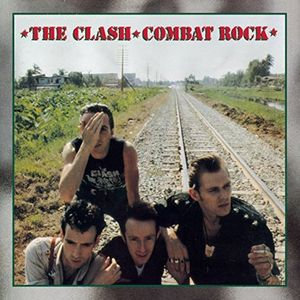 The Clash - Combat Rock (180g black vinyl) (Col)