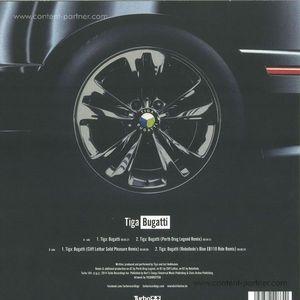 Tiga - Bugatti (Vinyl Only)