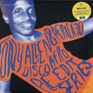 Tony Allen & Afrika 70 - Afro Disco Beat: Disco Afro Reedit Vol.  (Comet Records)